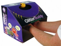 GlitterBuddy Kit in Use